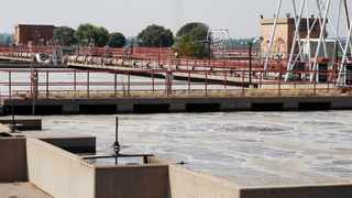 The Rooiwal Waste Water Treatment Plant. Picture: Jacques Naude/African News Agency (ANA)