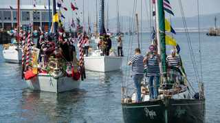 The Royal Cape Yacht Club (RCYC) has celebrated the official opening of its sailing season in grand style. Picture: Alec Smith/Supplied