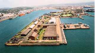 The Salisbury Island naval base in Durban harbour is to be reopened to serve navy ships taking part in anti-piracy operations in the Mozambique channel and up the east coast.