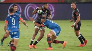 The Sharks and the Bulls have played each other a lot over the last few months. Picture: Christiaan Kotze/BackpagePix