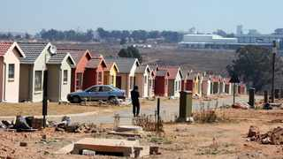 The Social Housing Regulatory Authority wants to pull in the construction sector through proactive invitations to participate in empowerment deals to speed up the delivery of social housing projects, said SHRA chairperson Bathabile Dlamini. Picture: Moeletsi Mabe