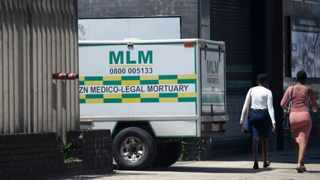 The South African Medical Research Council's report on weekly deaths in South Africa revealed that the number of unnatural deaths increased to the level of the predicted number between July 11 and 17 and dropped to below the lower prediction bound between July 18 and 24. File Picture: Bongani Mbatha /African News Agency (ANA)