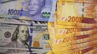 The South African currency traded on a weaker footing as traders await the outcome of the Sarb's final repo rate decision of the year according to NKC Research. Photo: Siphiwe Sibeko/Reuters)
