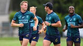 """""""The Springbok Sevens team are not having a camp with the national sevens team of Israel and reports on this are incorrect."""" Picture :Phando Jikelo/African News Agency(ANA)"""