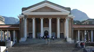 The Students' Representative Council (SRC) from the University of Cape Town (UCT) has condemned derogatory comments made by student in which they used the k-word. Picture: Henk Kruger/African News Agency (ANA)