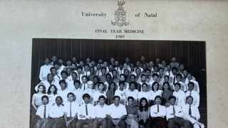 The UKZN Medical Class of 1989.