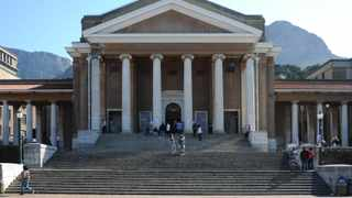 The University of Cape Town aims to complete the 2020 academic year by the end of the calendar year. Picture: Henk Kruger/African News Agency(ANA)