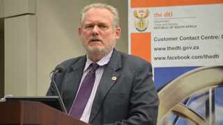 The Winners of the 6th Annual South African Premier Business Awards were announced by the Minister of Trade and Industry, Dr Rob Davies.   FILE PHOTO: ANA
