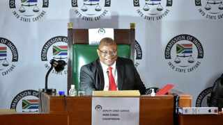 The Zondo Commission's arguments before the Constitutional Court regarding former president Jacob Zuma are disingenuous, says the writer. Picture: Itumeleng English/African News Agency(ANA)