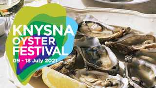 The annual Knysna Oyster Festival is happening from Friday, 9 to Sunday, 18 July and provides the perfect excuse to switch #WFH to #WFK.