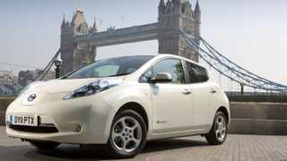 The battery-powered Nissan Leaf is World Car of the Year.