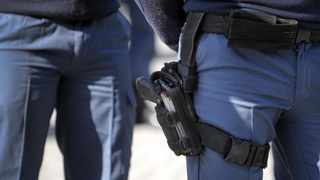 The budget reduction led to SAPS member numbers dropping from 194 605 in the 2016/17 financial year to 182 126 in March 2021. Picture: Armand Hough /African News Agency(ANA)