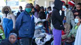The campaign, which is currently amassing information of those declined applications, said most of the application failures were generated by Sassa's system. Picture Leon Lestrade/African News Agency/ANA.