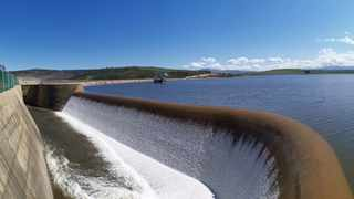 The capacity of dams supplying the Metro decreased by 0.5% in the last week, bringing the level down to 100.5% down from 101% the previous week. File Picture: Henk Kruger/African News Agency