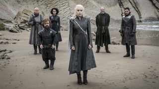 """The cast in the critically-acclaimed fantasy hit series, """"Game of Thrones"""". Picture: HBO"""