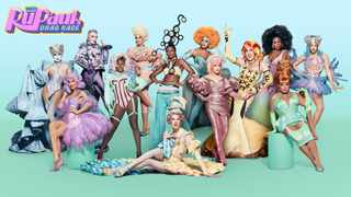 The cast of 'RuPaul's Drag Race Season 13'. Picture: VH1