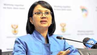 The chairperson of the police portfolio committee, Tina Joemat-Pettersson. File picture: GCIS