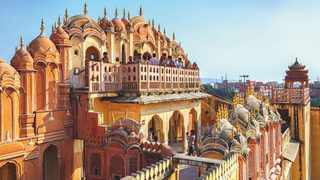The city of Jaipur, Rajasthan, India. Picture: Supplied