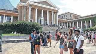 The conference will explore concepts of funding and building sustainable universities in an unequal society. Picture: Tracey Adams/African News Agency