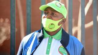 The deputy president of the Patriotic Alliance, Kenny Kunene. File picture: Itumeleng English/African News Agency (ANA)
