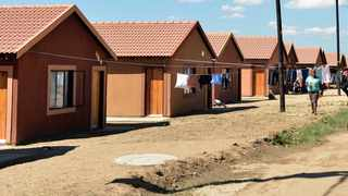 The eThekwini Municipality has a backlog in low-cost housing delivery which opposition parties claim is because of the Human Settlements Department's failure to pay what was due to the city. Picture: Bongani Shilubane/African News Agency/ANA
