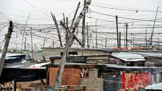 The electricity service provider also said that it could only electrify Tsunami once plans were finalised by the provincial government and the area proclaimed. File picture: Matthew Jordaan