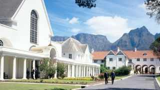 The elite Bishops school in Rondebosch where it's alleged a female teacher had a sexual relationship with a 18-year-old learner. Photo: Twitter