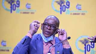 The embattled ANC secretary-general Ace Magashule has stuck to his guns and refused to render an apology instead turning to court seeking an order to set aside his suspension. Itumeleng English/African News Agency(ANA)