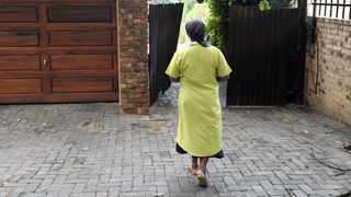 The gazetting of domestic workers being covered under Coida means employees will now be entitled for compensation in the event they are injured or contract diseases while on duty. File picture: Dumisani Sibeko/African News Agency/ANA