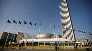 The headquarters of the African Union building in Ethiopia's capital, Addis Ababa. File picture: Reuters