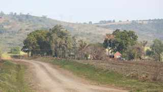 The landscape of Tusokuhle Farm owned by Dedani Mabhunu, the son of Health Minister Zweli Mkhize who has taken special leave following allegations of fraud and corruption. Picture: Zanele Zulu/African News Agency.