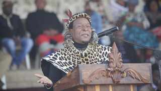 The late King Goodwill Zwelithini Picture: Motshwari Mofokeng/African News Agency (ANA)