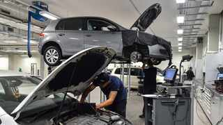 The local automotive component industry needs to grow considerably to meet the needs of vehicle assemblers and the South African Automotive Masterplan. File Photo: IOL