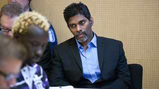 The long-running investigation into convicted Singapore-based match-fixer Wilson Raj Perumal's (pictured, right) activities has already produced life bans for players and former officials. Photo: Kaisa Siren/AP