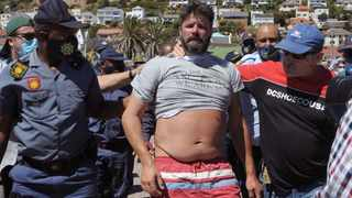 The man accused of assaulting eNCA journalist Monique Mortlock has been declared unfit to stand trial and has been admitted to Valkenberg Hospital. Picture: Tracey Adams/African News Agency (ANA)