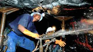The mining industry has borne the brunt of harsh lockdown regulations in South Africa. Photographer: Naashon Zalk, Bloomberg News