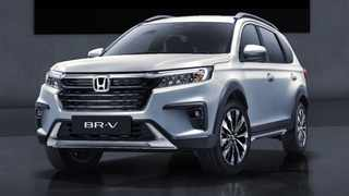 The new Honda BR-V does a far better job at pulling off the rugged look, in our opinion.