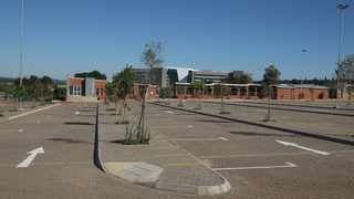 The new R12m Centurion taxi rank is yet to open. Picture: Jacques Naude African News Agency (ANA)
