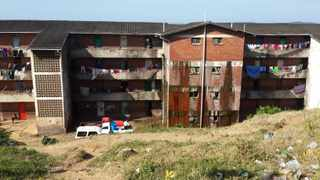 The notorious Glebelands Hostel. Picture: African News Agency (ANA)