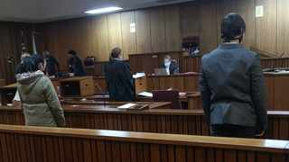 The parents of Baby T are on trial in the Gauteng High Court, Pretoria for attempting to murder their child as well as neglecting and assaulting her. Picture: Zelda Venter