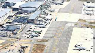 The project will involve extending the primary runway to 3 500m. Concerns were raised over the noise that a larger aircraft will have on surrounding areas. Picture: City of Cape Town