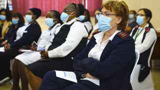 The provincial Health Department had in place measures to ensure that the mental and physical well-being of staff was cared for. Picture: Phando Jikelo/African News Agency