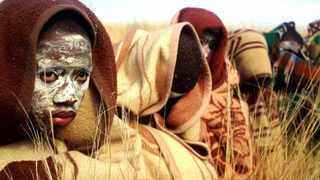 The provincial cabinet has given the green light for the traditional winter initiation season to resume on June 1, subject to the status of the Covid-19 lockdown and approval by the National Department of Traditional Affairs.File Picture: AP