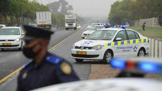 The provincial road safety plan was implemented over the Easter long weekend. Photo: Henk Kruger/African News Agency (ANA)