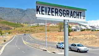 The public participation process to rename Keizersgracht in District Six with its historical name of Hanover Street is expected to start this month. Picture: David Ritchie/African News Agency (ANA) Archives