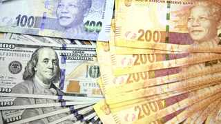 The rand closed -0.08 percent weaker at the close of local trade, after trading in the range of R14.30/$ - R14.44/$. Photo: Reuters