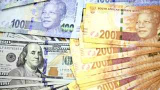 The rand gained ground in early Tuesday trade amid hopes the fallout from Chinese property firm Evergrande's debt debacle might be contained. Photo: Reuters