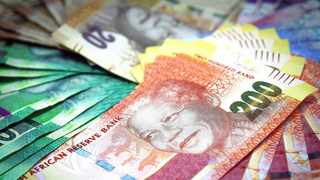 The rand strengthened somewhat during Friday's European session, according to NKC Research. Photographer: Nadine Hutton/Bloomberg