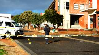 The recent shootings came a day after nine people were shot – three of them fatally – in suspected taxi-related shootings. Picture: Ayanda Ndamane/African News Agency(ANA)