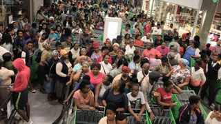 The retail bonanza of Black Friday has traditionally been the start of the Christmas shopping season in the US. Photo: African News Agency (ANA)